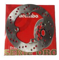 BREMBO DISCO FRENO POSTERIORE SERIE ORO HONDA XR L 650 93-08 XR R 650 1997-1999