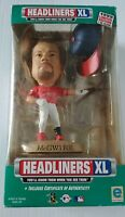 Headliners XL Mark McGwire Action Figure 1999 Limited Edition