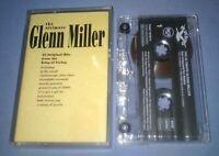 GLENN MILLER THE ULTIMATE cassette tape album T5998