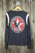 TRUNK LTD lynyrd skynyrd L/s t Shirt Vintage gray new  Eagle SZ  s m Est.1974