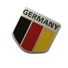 Car 3D German Germany Flag Sticker Badge Emblems Decal For BMW VW OPEL AUDI MK1