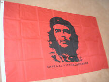 CHE GUEVARRA FLAG 3 x 2 NEW POLYESTER POST FREE IN UK
