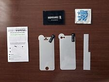 1X Bodyguardz clear skins full body for Apple iPhone 5 Anti-scratch