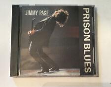 Jimmy Page/Led Zeppelin-Prison Blues-Promo CD SIngle