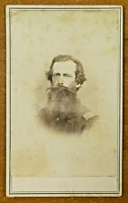Civil War Soldier Original 1860's CDV