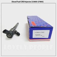 Bosch CRDi Diesel Fuel Injector 33800 27800 for Hyundai Santa Fe (Santa Fe CM)