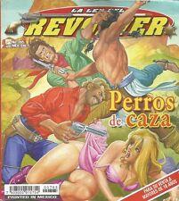 LA LEY DEL REVOLVER MEXICAN COMIC #765 MEXICO SPANISH HISTORIETA 2015 WESTER