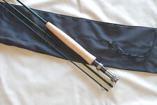 Im6, 3 Pc, 2 Wt, 7 Foot Fly Rod, translucent green, sold by Roger