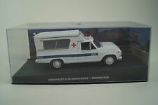 Modellauto 1:43 James Bond 007 Chevrolet C-10 Ambulance *Moonraker Nr. 96