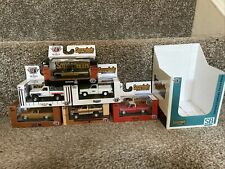 2021 M2 Machines Squarebody Syndicate 2nd Release with Sleeve Lot of 6 - IN HAND
