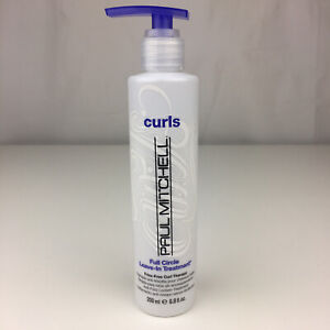 Paul Mitchell Curls Full Circle Leave-In Treatment 6.8 oz Frizz-Free
