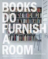 Books Do Furnish a Room Book by Geddes-Brown Leslie Hardback