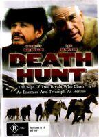 DEATH HUNT - CHARLES BRONSON & LEE MARVIN - NEW DVD