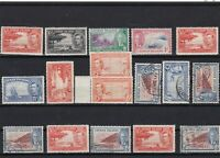 cayman islands mounted mint and used stamps ref r11777