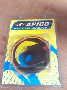 Apico Trials motorcross enduro road race kill on off switch rain light