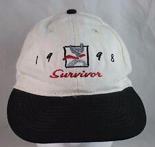 Survivor Cancer Baseball Hat 1998  20th Century Fox Studios
