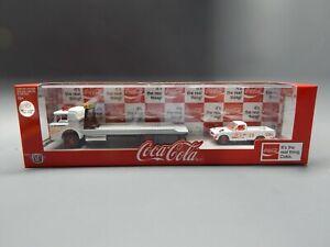 M2  TW02 1/64 sc1957 Mack N Ramp & Datsun PU Coca Cola 1 of 750 CHASE MIB VHTF