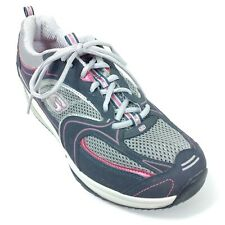 SKETCHERS Fitness Shape Ups Sneakers Womans 11 Navy/ Pink FX Accelerators