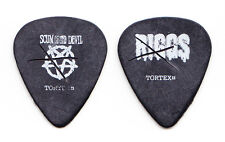 Scum of the Earth Mike Riggs Signature Black Tour Guitar Pick