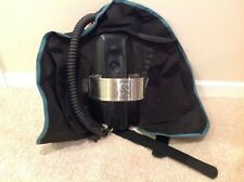Vintage Scubapro Scuba Diving Tank Backpack Harness