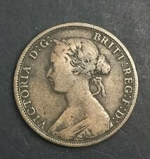 1862  Nova Scotia  Cent Key Date Scarce #2