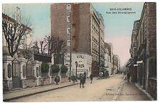 CPA 92 - BOIS-COLOMBES (Hauts de Seine) - Rue des Bourguignons - Edition Boucher