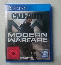 Call of Duty Modern Warfare (PlayStation 4, 2019) - BLITZVERSAND