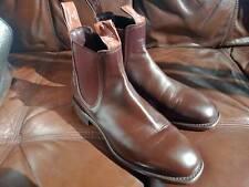 RM Williams 5G Chestnut Comfort Craftsman Boots