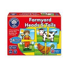 Orchard Toys cabezas y colas Corral juguete