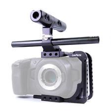 LanParte BMPCC 4K Half CageBlackmagic Pocket Cinema Camera DSLR Rig Top Handle