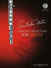 The Christopher Norton Concert Collection for Flute [With CD] by Norton, Christo