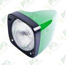 John Deere Trattore 30 40 50 SERIE head luce in metallo LH