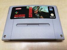 Super Nintendo SNES: Cliffhanger (PAL) *Cartridge Only*