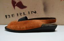 Sandalette Damen Schuhe Sandalen FLACH Nieten made in italy Ballerina Pumps