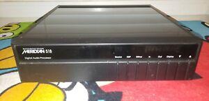 Meridian 518 Digital Sound Processor