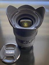Nikon AF-S NIKKOR 16-35mm f/4G ED VR Lens. Great Condition