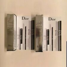 New Dior Diorshow Triple Volume Plumping Lash Primer Mascara Lots of 2