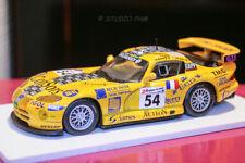 CHRYSLER VIPER GTS-R N°54 P.Belmondo Racing  24H du MANS 2000 1:43 PHM EXCLUSIV