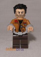 Lego Custom Poe Dameron Prisoner Star Wars Minifigure BRAND NEW cus244