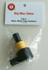 Pipers Choice Big Mac Valve for bagpipes
