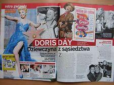 DORIS DAY in Polish Magazine KROPKA TV 25/2017 PAWEL WAWRZECKI,Ewa Farna