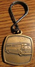 Vintage Ara Transportation Group Bus Company Encino, California Keychain - Ca