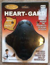 NIP MARKWORT HEART-GARD GUARD YOUTH PROTECTIVE EQUIPMENT HG-CS NEW