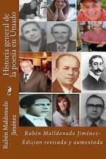 Historia General de la Poesía en Utuado by Ruben Jimenez (2012, Paperback)