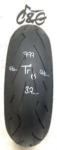 Pirelli Diablo Rosso Corsa 11   190/55zr17 75w    Part Worn Motorcycle Tyre 777