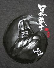Star Wars Darth Vader Kenji Style T-Shirt Jersey New Tags Sz LG