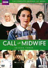 DVD: Call the Midwife: Season 3, Various. Good Cond.: Jessica Raine, Stephen McG
