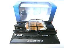 CADILLAC SERIE 62 KING BAUDOUIN 1960 -  1:43 NOREV ATLAS DIECAST MODEL CAR