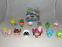 Funko Disney Pixar Complete 12 pc Set Pint Size Heroes Vinyl Figures-New