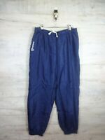 vtg 90s 80s Sergio Tacchini shell suit tracksuit jogging bottoms A10ShELL Large